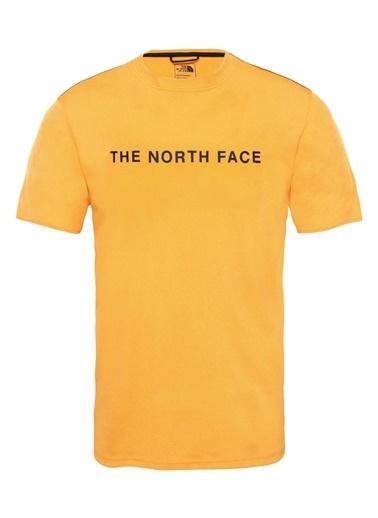 The North Face Tişört Oranj